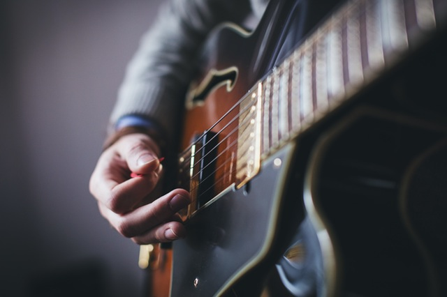 Private Online Guitar Lessons