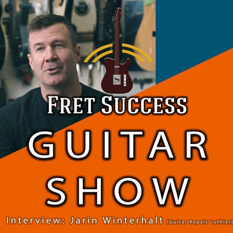 Jarin Winterhalt – Interview with a Guitar Repair Luthier (S3 Ep1)