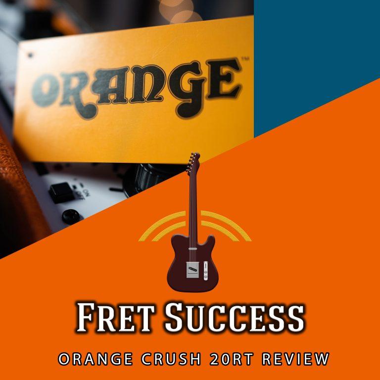 Orange Crush 20RT Review and Demo